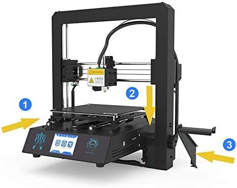Impresora Impresora Mega-S 3D Actualización Mega Gran tamaño más ...