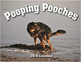 White Elephant Gift Ideas 2020 Pooping Pooches White Elephant Gag Gift Calendar: Gag Gifts For