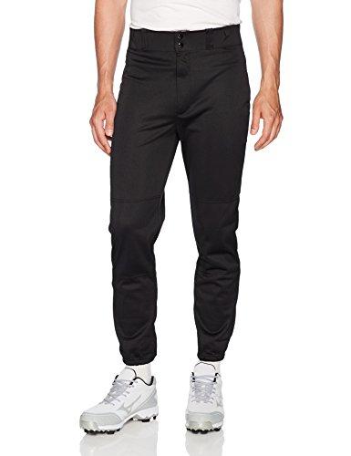 Stock Jersey Baseball (Wilson Men's Classic Fit Baseball Pant, Black, XX-Large)