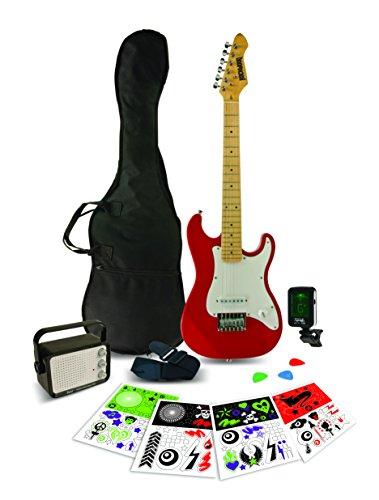 Rockwood Junior Instruments RWER Red Junior Electric Guitar Pack