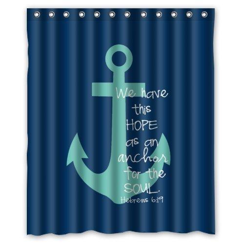 Best Anchor Shower Curtains - Beachfront Decor