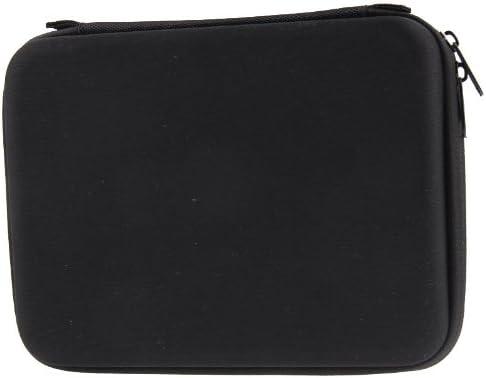 Black Size MEETBM ZIMO,Shockproof Waterproof EVA Portable Case for Xiaoyi 22.5cm x 17.5cm x 6.7cm
