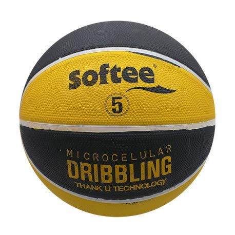 Balon Baloncesto Softee MICROCELULAR Dribbling - Talla 6 - Color ...