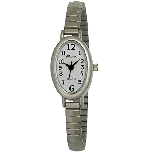 Ravel Damen-Armbanduhr Analog Quarz Silber R0202.02.2