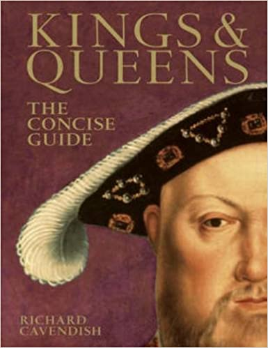 Kings and Queens of England | amazon.com