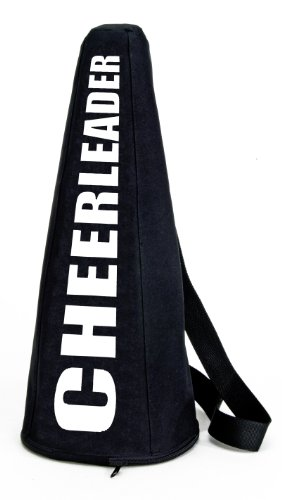 GC Black Megaphone Cheerleader Bag-25 in Length]()