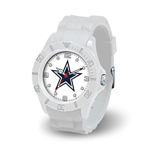 Rico Industries NFL Dallas Cowboys Women's Cloud Watch (Watches Cowboys Ladies)