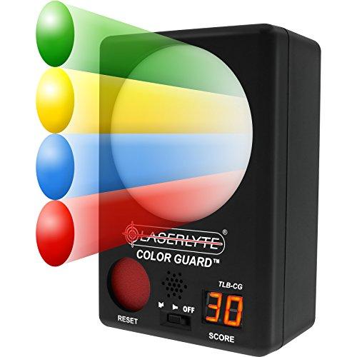 LaserLyte Color Guard Target Trainer (Laserlyte Green Laser)