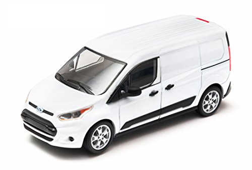 Greenlight 1:43 2014 Ford Transit Connect (V408) - White (86044) ()