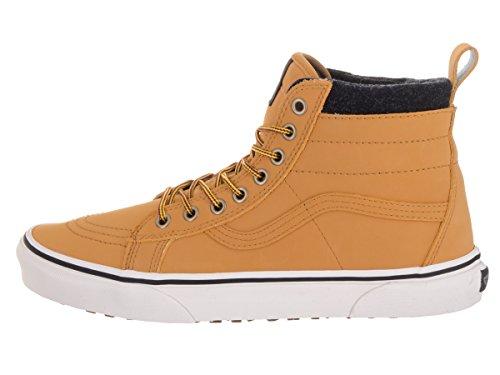 Vans Sk8-hi Mte, Sneakers Alte Unisex Adulto (mte) Miele / Pelle
