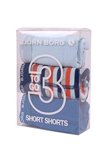 Björn Borg Herren Boxershort blau estate blue