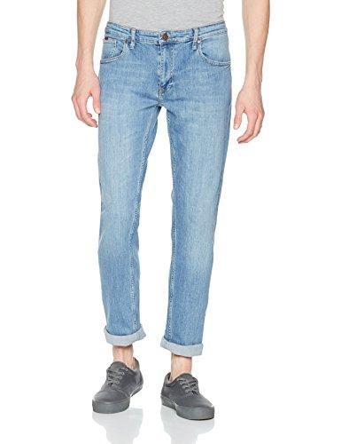 light Blau Uomo Damien Blue 007 Slim Cross Jeans UXTnUx