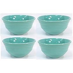 Ceramic Fruit or Dessert Bowl Set