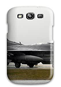 ZippyDoritEduard Case Cover Protector Specially Made For Galaxy S3 F 16 Fighting Falcons Operation Iraqi Freedom