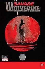 Savage Wolverine #11 (English Edition)
