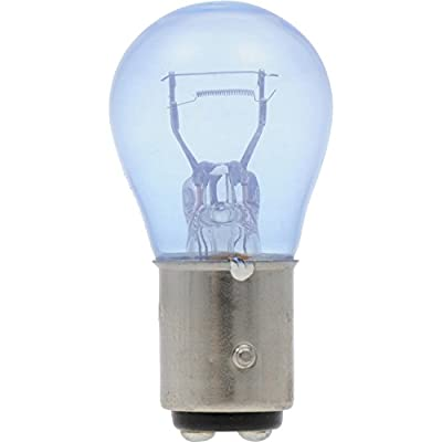 SYLVANIA - 2057 SilverStar Mini Bulb - Brighter and Whiter Light, Ideal for Daytime Running Lights (DRL) and Reverse Lights (Contains 2 Bulbs): Automotive