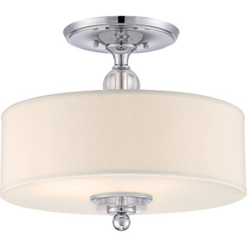 Quoizel Downtown Polished Chrome Pendant Light in Florida - 3