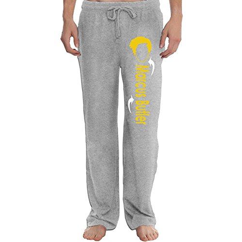 - Bode Men's Marcus Butler Sweatpants