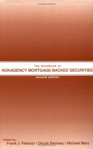The Handbook of Nonagency Mortgage-Backed Securities, 2nd Edition by Brand: Wiley
