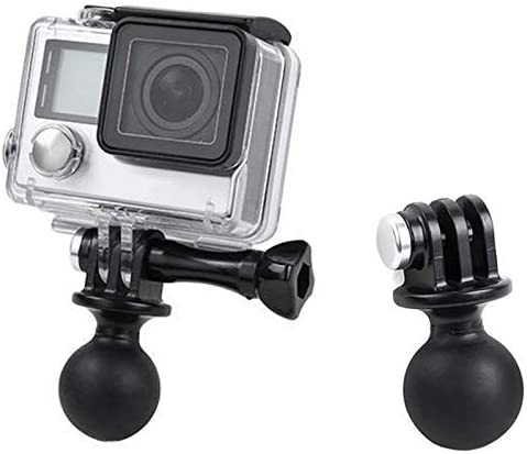 DJI Osmo Action Cameras 7 Session 3+ 1 3 Fusion 6 Honbobo Support de Clip pour v/élo pour GoPro Hero 8 5 4 2018 Hero 2