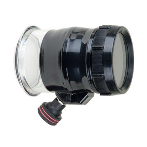 Slr Flat Port - Ikelite Flat Port with Focus Control for Sigma 70mm f/2.8 EX DG Macro Lens