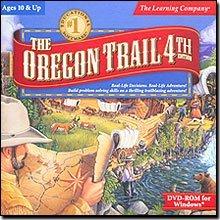 Learning Company OREGON TRAIL 4TH EDITION (Best Oregon Trail Game)