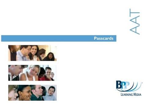 Download AAT - 18 Preparing Business Tax Computations (FA 2009): Unit 18: Passcards ebook