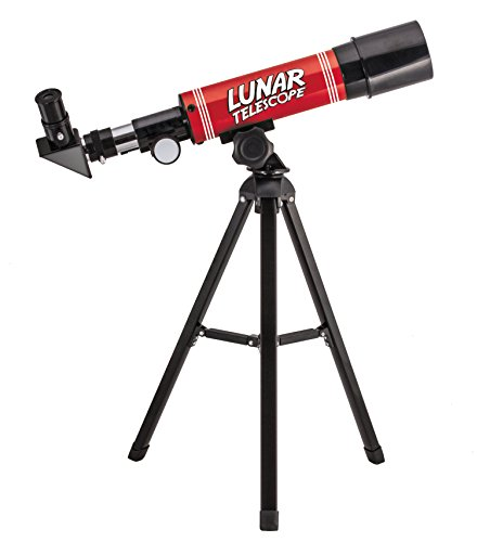 Lunar Telescope for Kids - Explore the Moon and its Craters