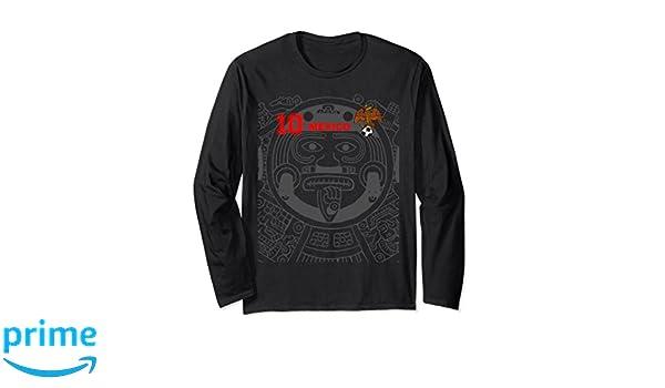 Amazon.com: MEXICO SOCCER JERSEY SHIRT FUTBOL AZTEC RETRO CAMISETA: Clothing