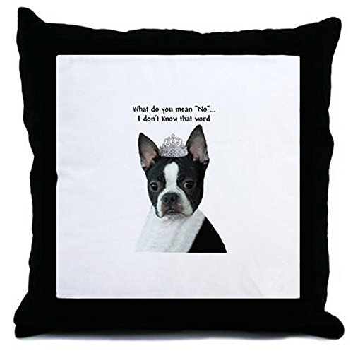 CafePress Boston Terrier Princess Decorative
