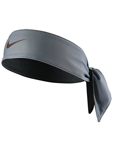 Nike Dri-Fit Head Tie SD 2.0 Cool GREY (Nike Reversible Headband)