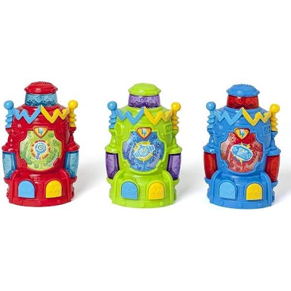 SUPERZINGS Máquina de Kazoom, 1 unidad [modelos surtidos] (Magic Box PSZSD166IN10): Amazon.es: Juguetes y juegos