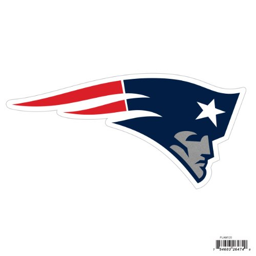 Siskiyou NFL New England Patriots Automotive Magnet, 8-Inch