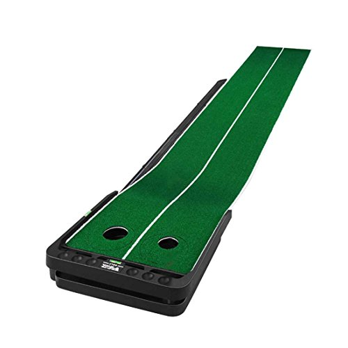 Novelty Golf Putting Trainer Indoor Golf Putting Green System----Auto Return,Extra Wide than Others,20inch Width by PGM (Image #9)