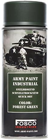 Camo Farbe Armee Spray Paint Forest Green 400 Ml Spray Paint Armee Fahrzeug Baumarkt