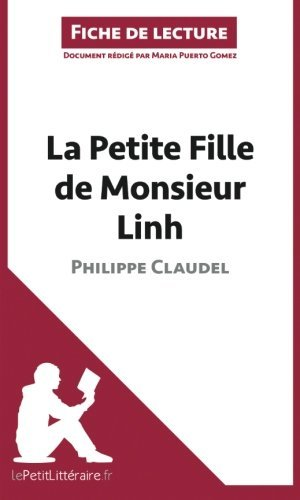 La Petite Fille De Monsieur Linh [Pdf/ePub] eBook