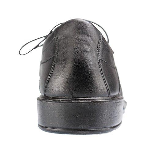 JOMOS - Herren Halbschuhe - Schwarz Schuhe in Übergrößen