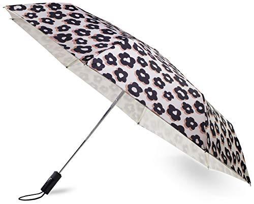 Kate Spade New York Travel Umbrella, Flair Flora