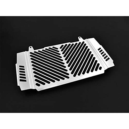 IBEX 10005222 Radiator Cover Water Radiator Grille Radiator Grille Radiator Cover Design Clean Silver: