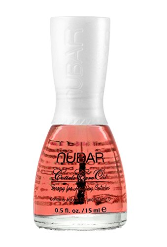 Price comparison product image Nubar Grapefruit Cuticle Oil with Jojoba and Mulberry Soothes and Softens Cuticles 15ml