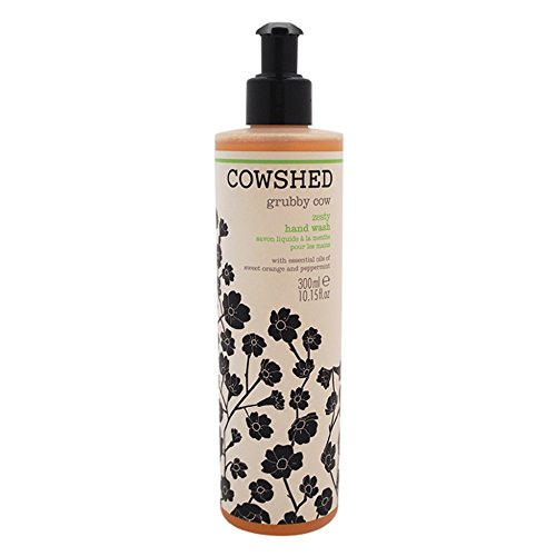 Cowshed Grubby Cow Zesty Hand Wash for Women, 10.15 Ounce by Cowshed