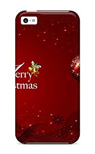 New Fashion Premium Tpu Case Cover For Iphone 5c - Christmas