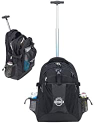 Flex Wheeled Laptop Backpack