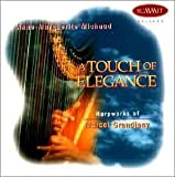 A Touch Of Elegance by Anne-Marguerite Michaud (1998-02-17)