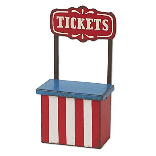 Miniature Fairy Garden Ticket Booth ()