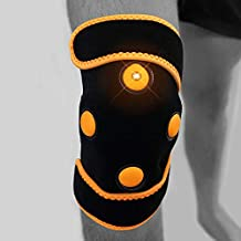 Myovolt Wearable Massage Technology for Knee, Quad, Hamstring or Calf/Vibration Therapy Device/Warm up, Loosen, and Relax Sore & Stiff Muscles/Knee Pain Relief