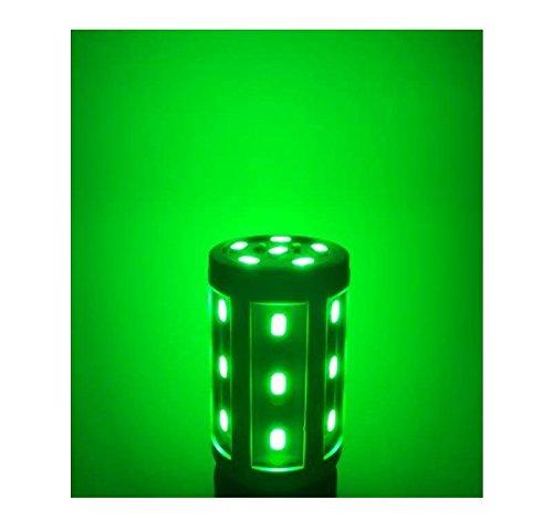 Green LED Light 450 Lumens BRIGHT Plant Safe - Room Lighting Grow