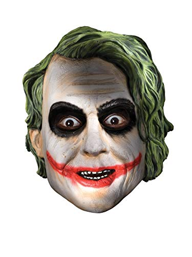 Rubies Batman The Dark Knight Child's The Joker Full Mask -