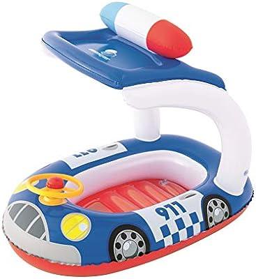 Best Way Kiddie Car - Barca Hinchable para niños, colores surtidos ...