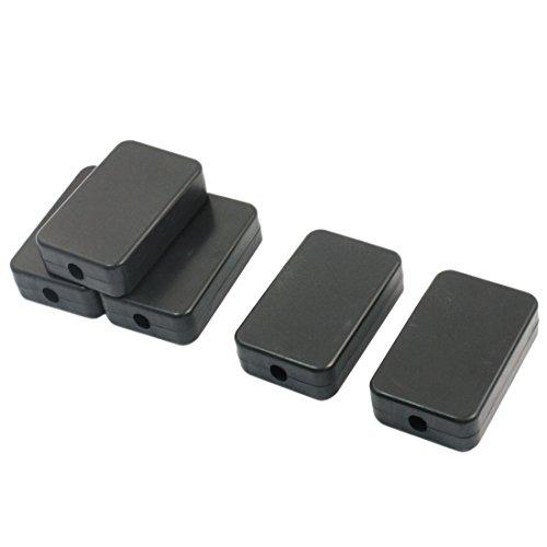 5pcs Waterproof Plastic Electric Project Case Junction Box 55x35x15mm Project Case